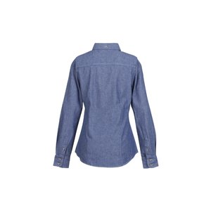 Button Collar Chambray Shirt - Ladies' Image 1 of 1