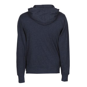 Independent Trading Co. 4.5 oz. Full-Zip Hoodie - Embroidered Image 2 of 2