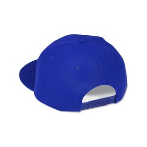 U-Curve Snap Back Flat Bill Cap Image 2 of 2