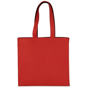 Polypropylene Felt Snap Tote Image 3 of 3