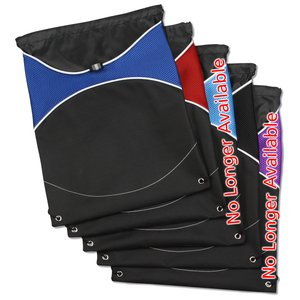 Panoramic Drawstring Sportpack Image 1 of 2