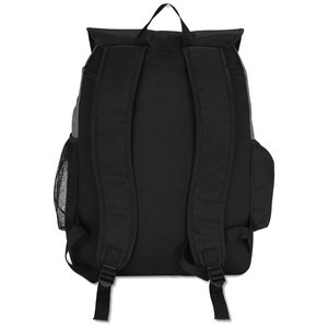 Pike Laptop Backpack - Embroidered Image 4 of 4