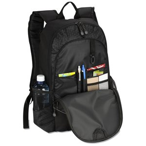 Hive Laptop Backpack - Embroidered Image 3 of 4