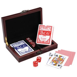 Card & Dice Set Image 2 of 2