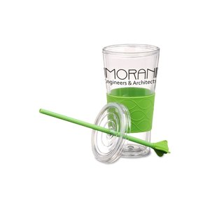 Rotation Tumbler with Straw - 20 oz. Image 1 of 2