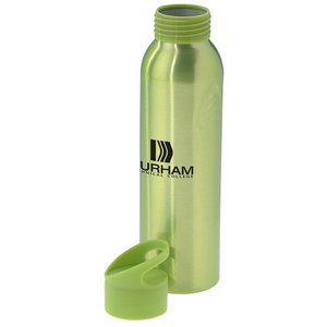Angle Up Aluminum Sport Bottle 22 oz. Image 2 of 2