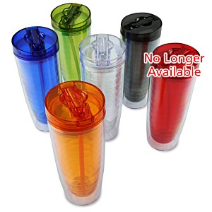 Hot & Cold Flip N Sip Tumbler - 20 oz. Image 1 of 1