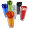 Hot & Cold Flip N Sip Tumbler - 20 oz. - 24 hr