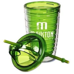 Cool Gear Wave Tumbler - 16 oz. Image 2 of 3