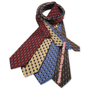 Honeycomb Silk Tie Image 1 of 1
