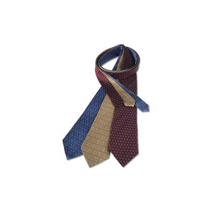 Signature Box Silk Tie Image 1 of 2