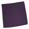 View Image 2 of 2 of Solid Polyester Scarf
