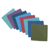 """View Extra Image 1 of 2 of Neptune Tech Cleaning Cloth - 5-1/2"""" x 5-1/2"""" - Seasonal Shades"""