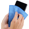 View Extra Image 1 of 3 of Neptune Tech Cleaning Cloth - 5-1/2 inches x 5-1/2 inches - Heathered