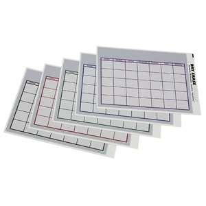Removable Monthly Calendar Decal - Executive Image 1 of 1