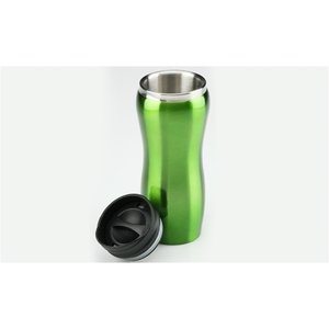 Maui Stainless Steel Tumbler - 14 oz. - Closeout Image 2 of 2