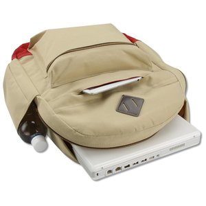 Heritage Supply Computer Backpack - Screen -Closeout Image 1 of 2