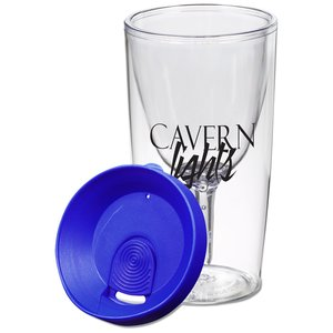 Vino2Go Wine Tumbler - 10 oz. Image 2 of 2