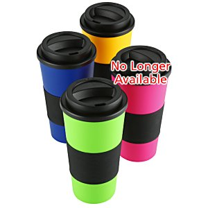 Commuter Neon Tumbler - 16 oz. Image 1 of 2