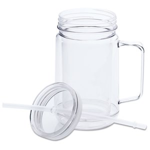 Game Day Mason Jar - 24 oz.