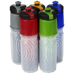 Cool Gear Insulated Squeeze Bottle - 18 oz. Image 2 of 2