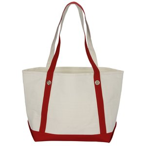 Canvas 12 oz. Sailing Tote - 20-1/2