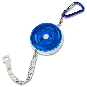 Carabiner Round Tape Measure Image 2 of 2