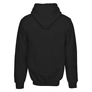 Bayside USA Made Full-Zip Hoodie - Embroidered Image 1 of 1