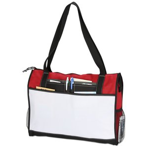 Merit Business Tote - Embroidered