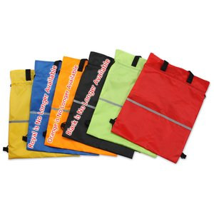 Flare Drawstring Sportpack - Closeout Image 1 of 1