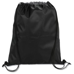 Zip N Go Drawstring Sportpack Image 1 of 2