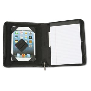 Millennium Leather eTech Padfolio