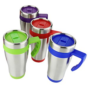 Seaside Travel Mug - 15 oz. Image 1 of 1