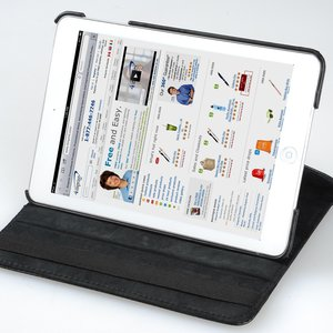Rotating iPad Mini Case Image 4 of 5