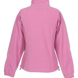 Heavy Plush Microfleece Jacket - Ladies'