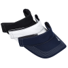 View Extra Image 1 of 2 of Nike Performance Dri-FIT Swoosh Visor - 24 hr