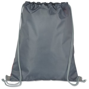 Two Pocket Drawstring Sportpack Image 1 of 1