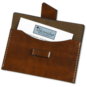 Fabrizio Business Card Holder Image 2 of 3