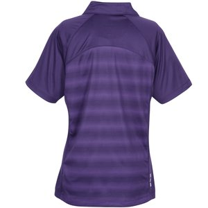Shima Stripe Moisture Wicking  Polo - Ladies' - 24 hr Image 1 of 1