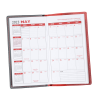 View Extra Image 1 of 1 of Crescent 2-Tone Planner - Academic