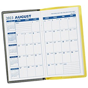 Wave 2-Tone Planner - Monthly Image 2 of 2