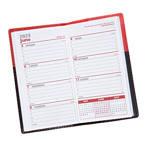 Color Band 2-Tone Planner - Weekly Image 2 of 2