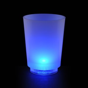 Light-Up Frosted Glass - 11 oz. Image 2 of 7