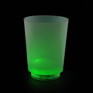 Light-Up Frosted Glass - 11 oz. Image 3 of 7