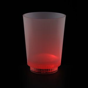 Light Up Frosted Glass - 11 oz. Image 4 of 7