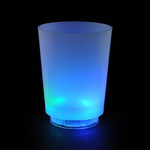 Light Up Frosted Glass - 11 oz. Image 5 of 7