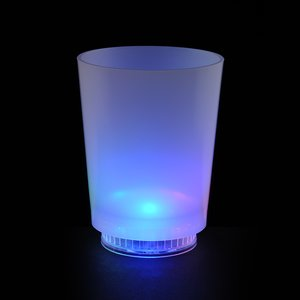 Light-Up Frosted Glass - 11 oz. Image 7 of 7