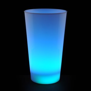 Light-Up Frosted Glass - 17 oz. Image 6 of 7