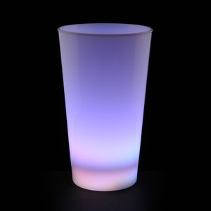 Light-Up Frosted Glass - 17 oz. Image 7 of 7