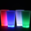 View Extra Image 1 of 1 of Light-Up Frosted Glass - 17 oz. - Solid